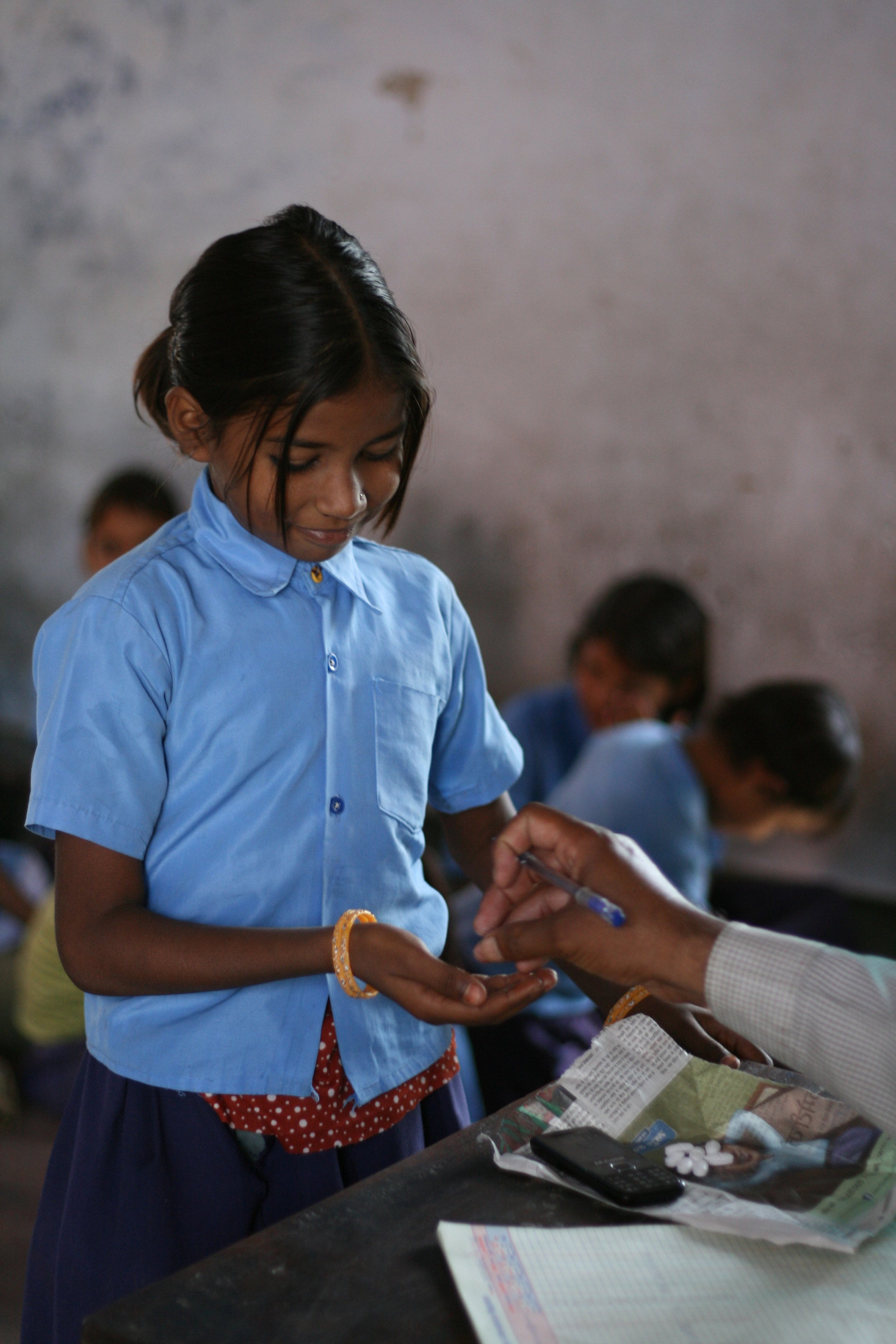 GiveWell's top 3 charities of 2013: Deworming at Evidence Action