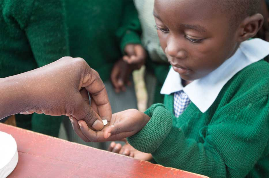 Summary of the Deworming Evidence Base