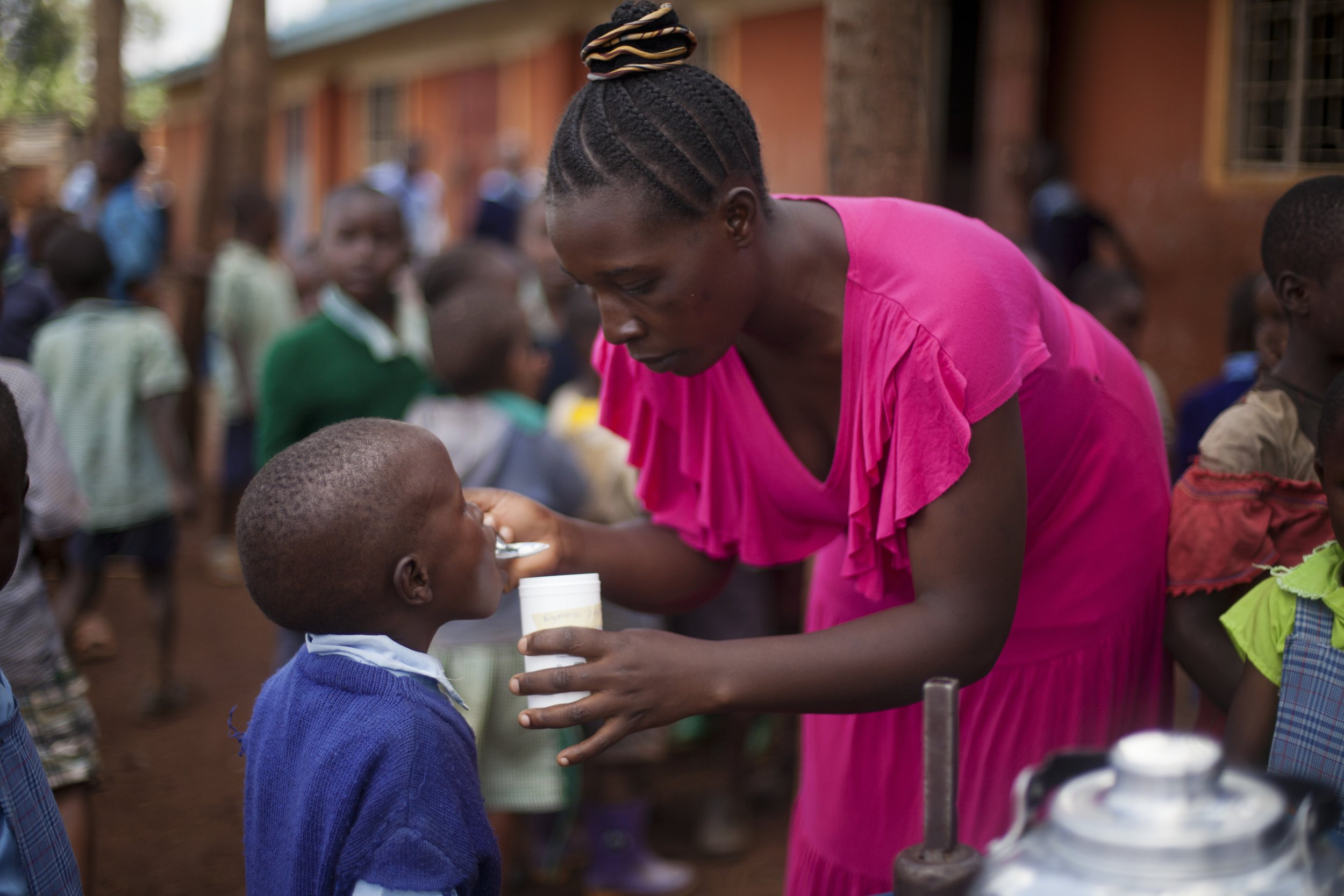 How Do We Calculate the Cost of Deworming?
