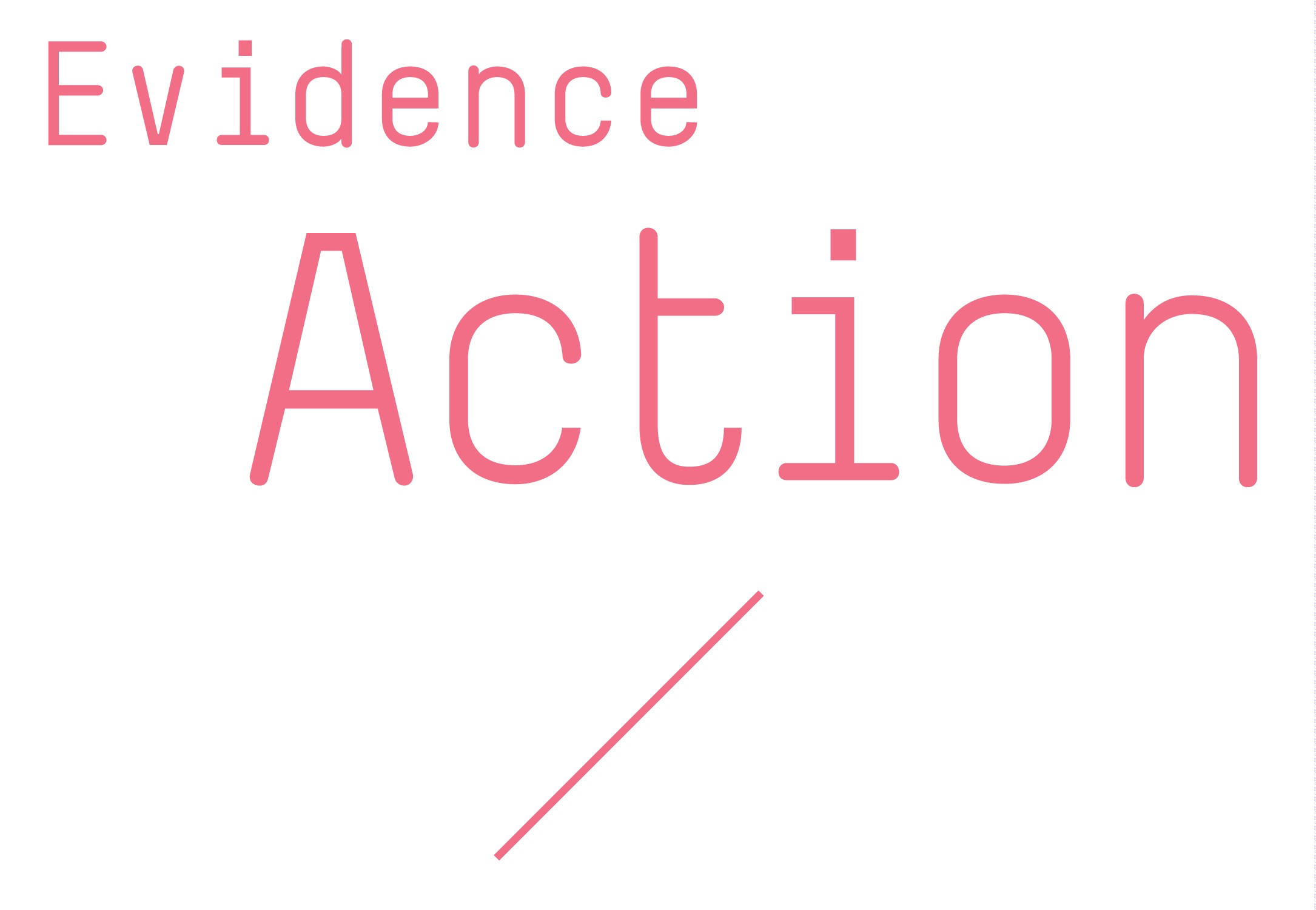 Evidence Action Announces New CEO: Jeff Brown