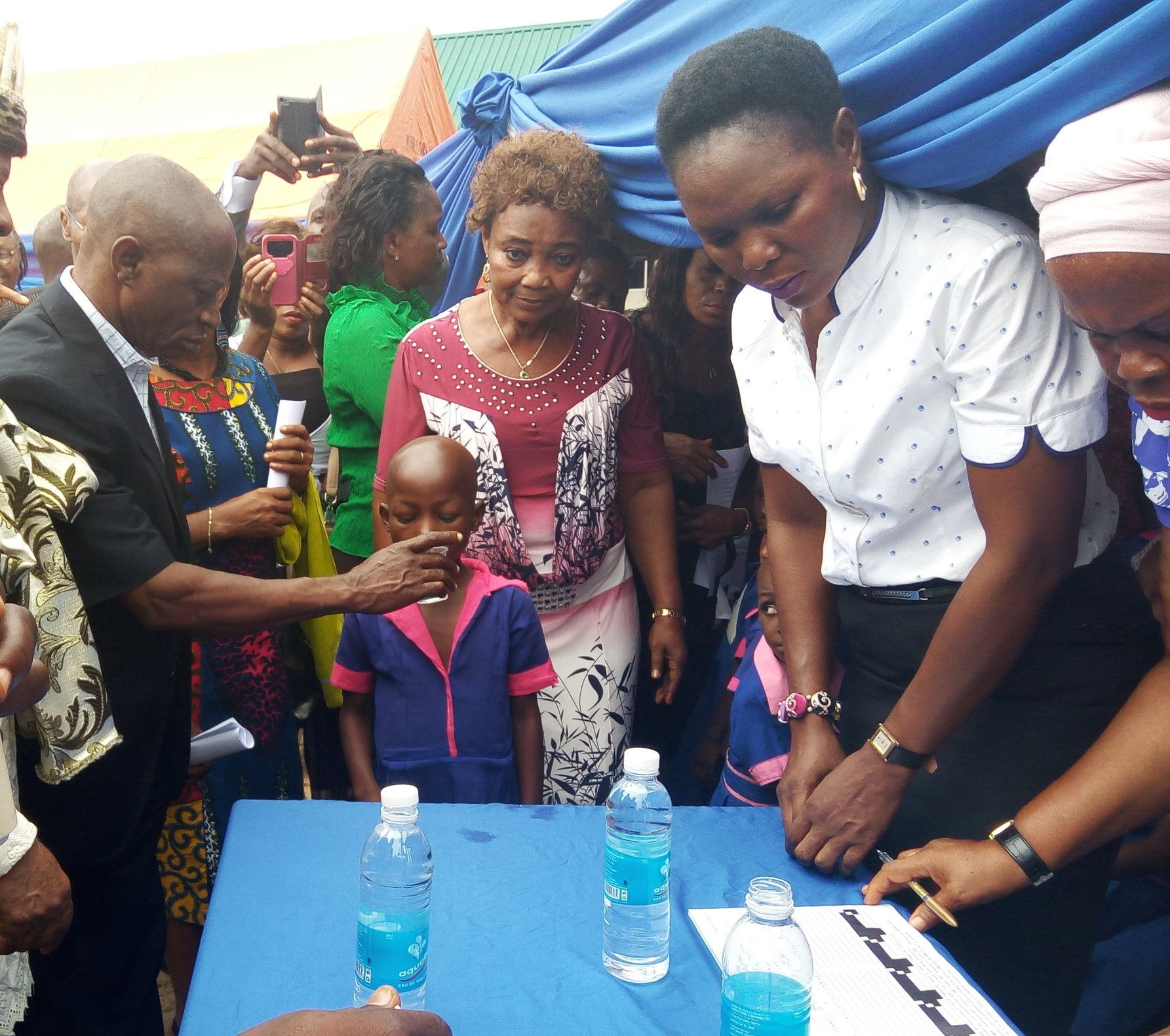 Press Release: Cross River, Nigeria to Treat 600,000 Children for Parasitic Worms