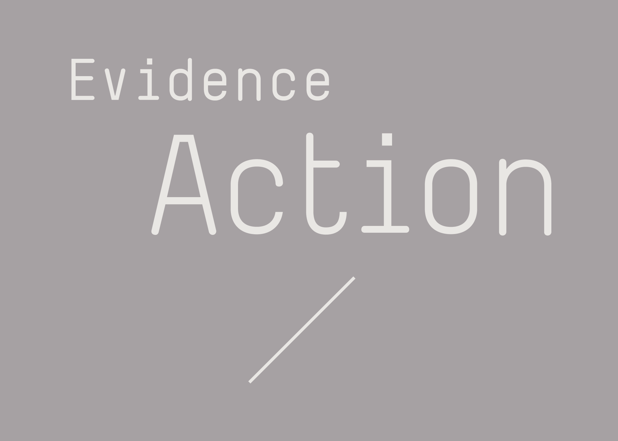 Evidence Action Announces Kanika Bahl as New CEO