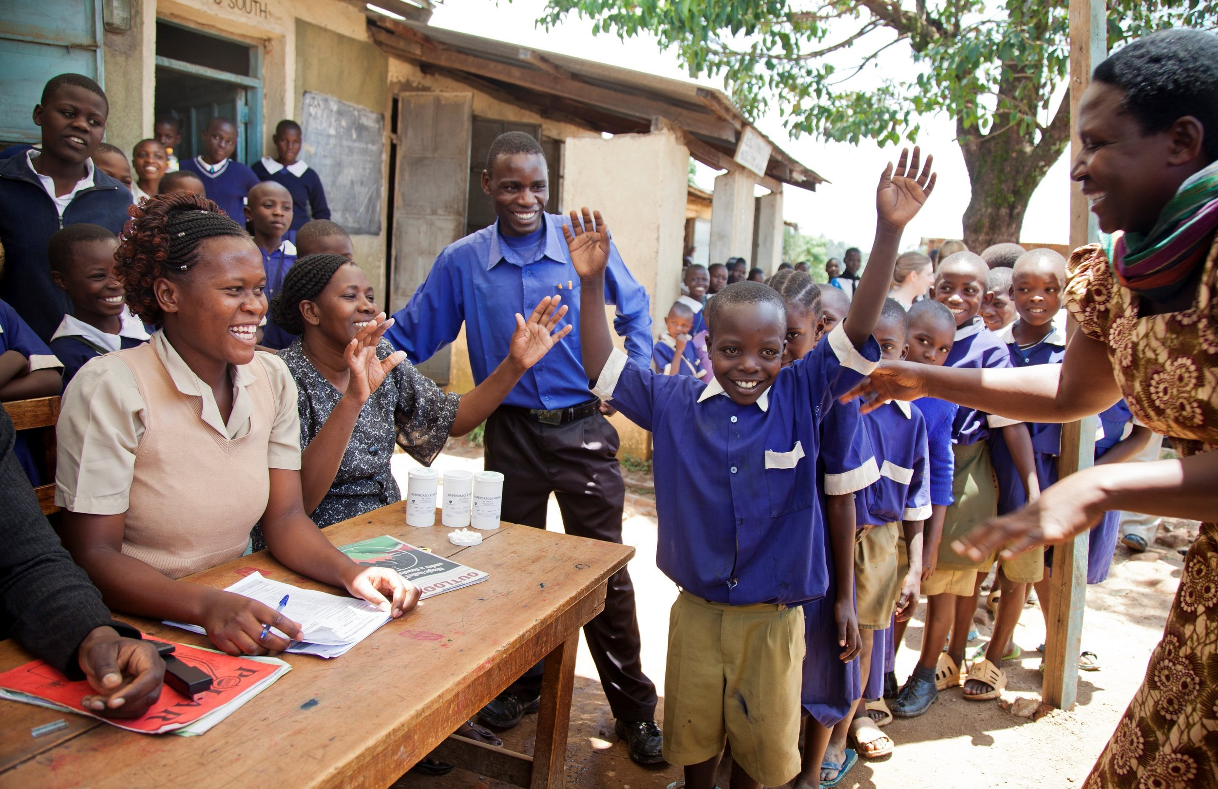 2016 Costs of School-Based Deworming: A Best-Buy Development Intervention