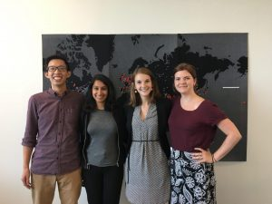 Evidence Action's Global Health Corps Fellows
